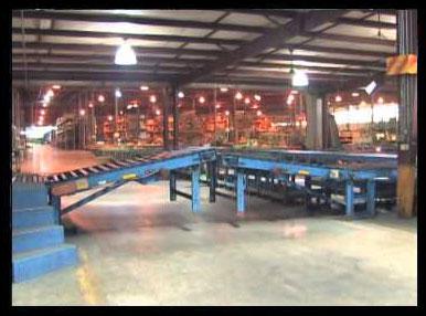 Hydraulic Conveyor Gate