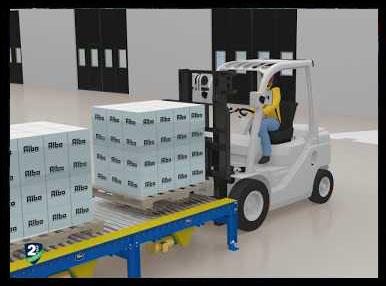 Rock Solid Conveyor Video