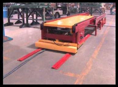 Extendable Drag Chain Conveyor
