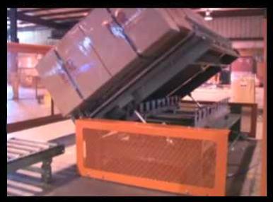Conveyor Down-ender