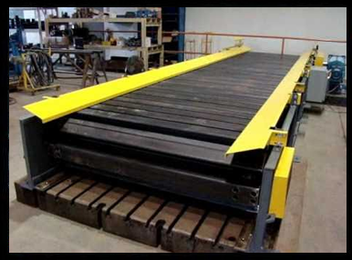 Heavy Duty Slat Conveyor