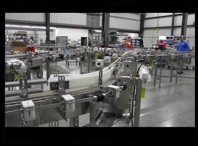 MCE Rapid-Rail™ ~ Conveyor Changeover
