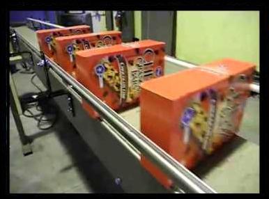 MCE's Tabletop Conveyor