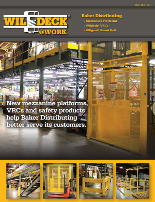 Wildeck Baker Distribution