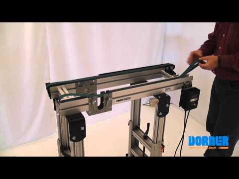 2200 Precision Move Pallet Systems - Quick Belt Change