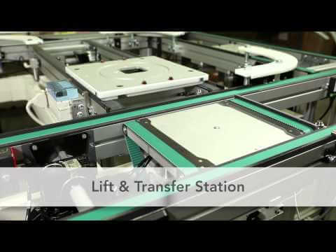 2200 Precision Move Pallet Systems