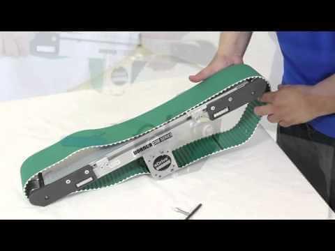 2200 Series Precision Move Belt Change