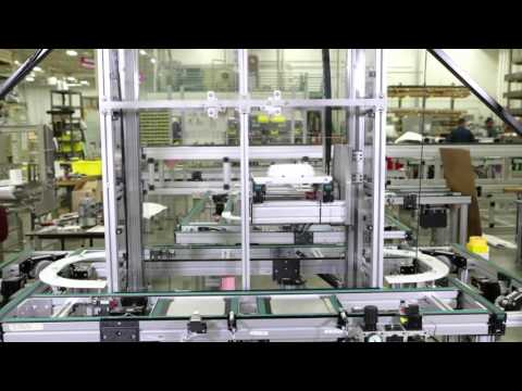 2200 Series Precision Move Pallet Systems Application