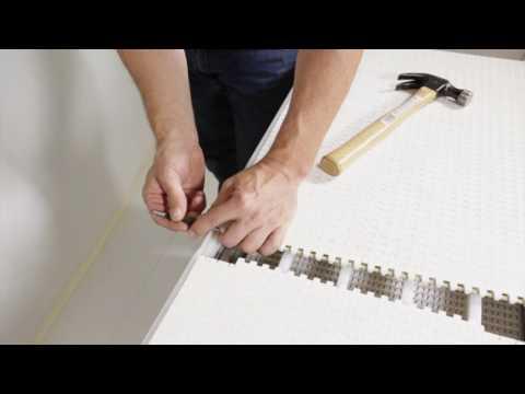 3200 Series Modular Belt Installation
