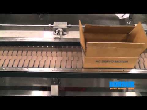 Box Stabilizing Conveyor