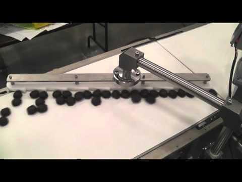 Chocolate Chicaning Conveyor
