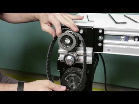 Dorner 3200 Series Belt Conveyor Set-Up & Installation