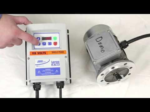 Dorner Full Feature VFD Controller