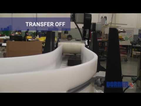 Dorner Magnetic Transfer Conveyor