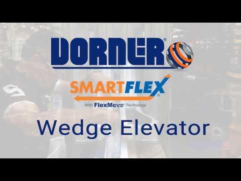 Dorner SmartFlex Wedge Elevator