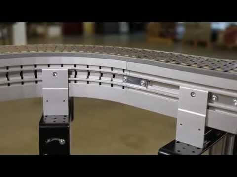 Dorner's 3200 Modular Belt Conveyor