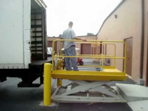 Dura-Dock Loading Dock Lifts