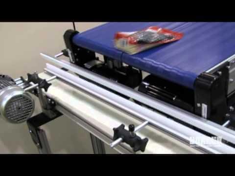 Flexible Package Handling Conveyors