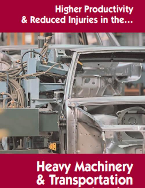 Heavy Machinery Application