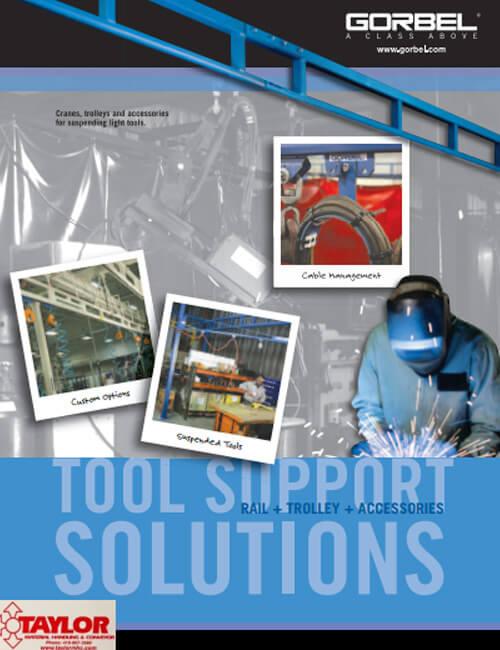 Jib Crane Tool Solutions