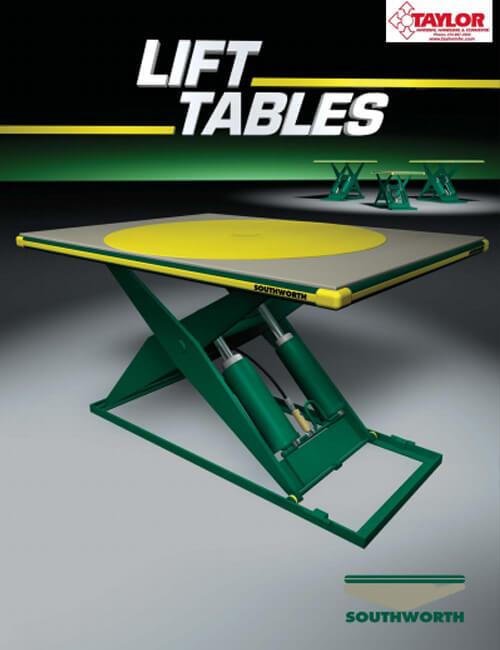 Lift Table Brochure