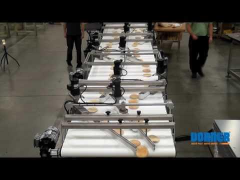 Pita Chicaning Conveyor