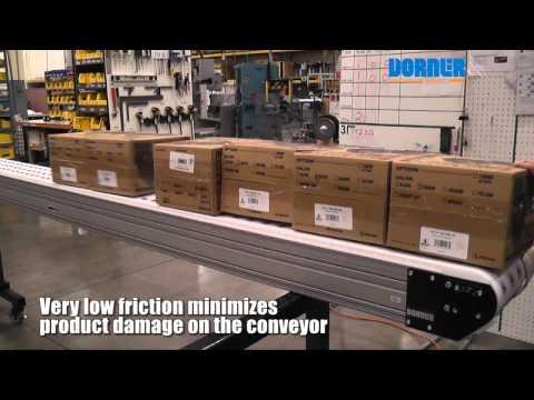 Roller Top Belt Conveyor