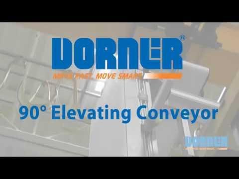 Vertical Conveyor - 3200 Series Precision Move