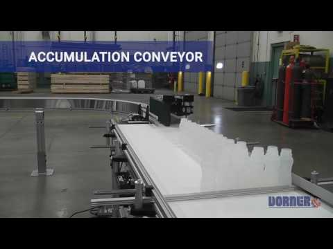 Dorner Conveyors - Powered Side Guide