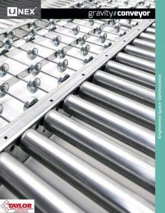 Unex Gravity Conveyor