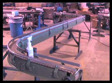 Table Top Chain Conveyors