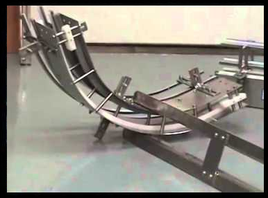 Assembly of MCE Tabletop Conveyor