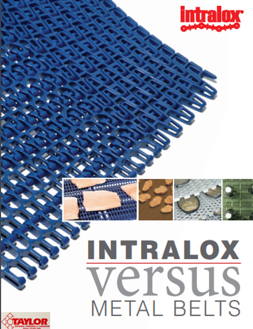 Intralox vs Metal Belt