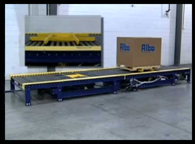 Lift & Rotate Conveyor