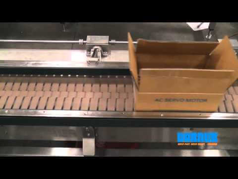 Box Stabilizing Conveyor