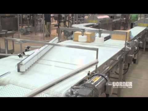 Bump Turn Conveyor