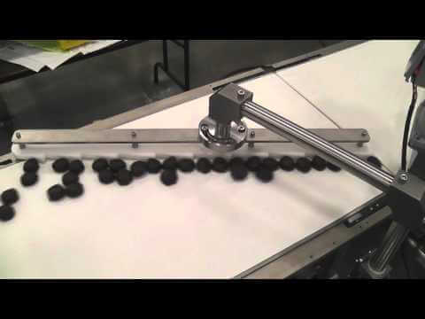 Chocolate Chicaning Conveyor
