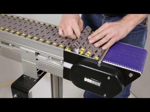 Dorner 3200 Series Modular Belt