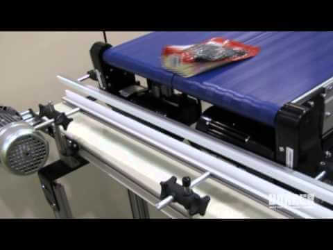 Flexible Package Handling Conveyors