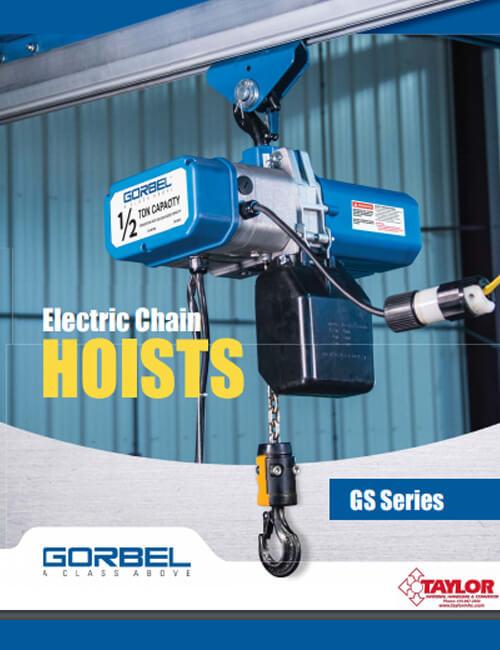 GS Series Hoists