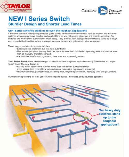 I Series Switch