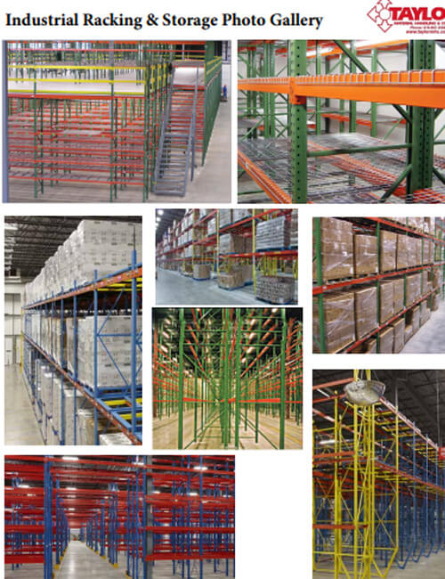 Industrial Racking & Storage Photo Gallery