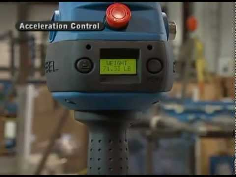 Intelligent Lifting Devices G-Force Overview
