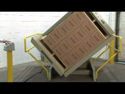 Pallet Rotator/Inverter