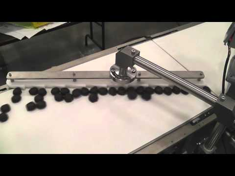 Chocolate Chicaning Conveyors