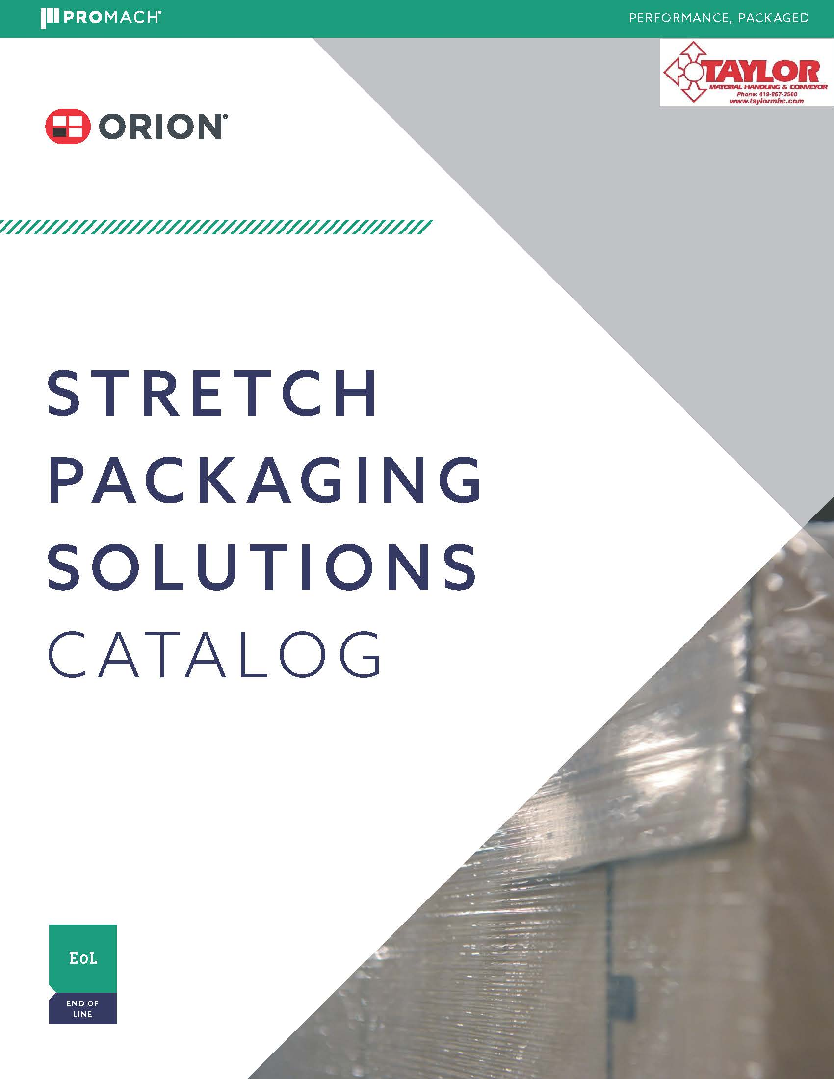 Orion Packaging Equipment