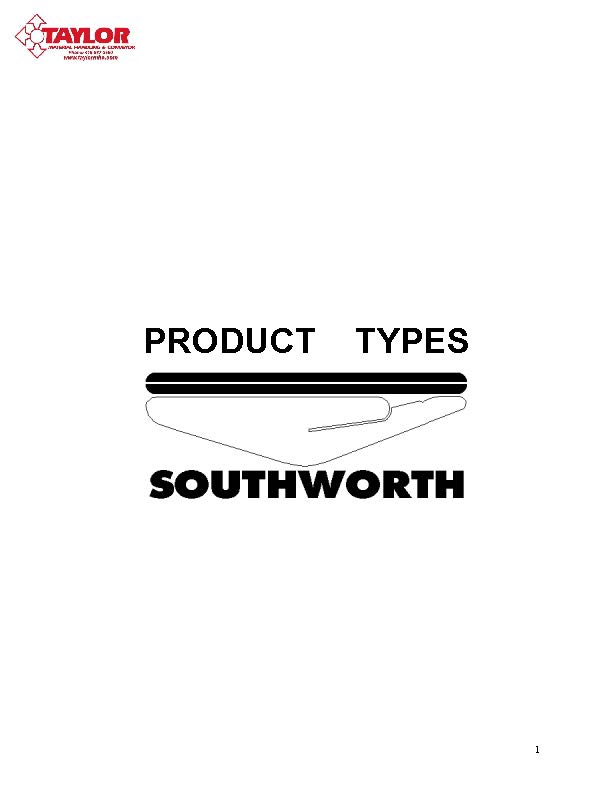 Product Line Guide